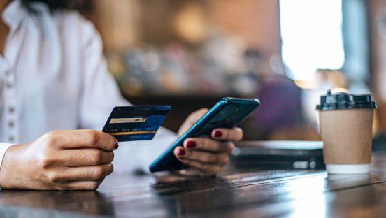 cartão de credito online
